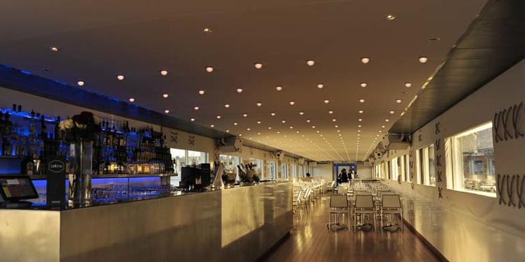 Bateau Bellona - Espace Restaurant, Salle de location Lyon Rhône  #0