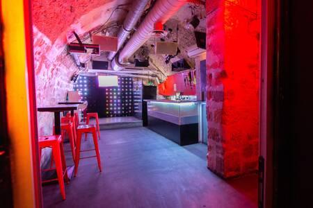 L'Enchanteur, Bar Paris Marais #0