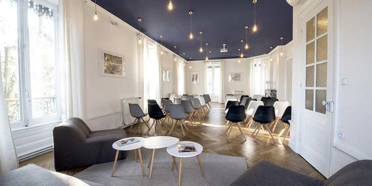 L'Hôtel Chinard, Salle de location Lyon  #0