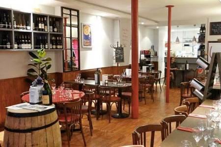 Le Vin Qui Danse Paris 8 (FERMÉ), Bar Paris Europe #0