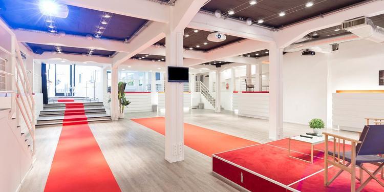 Espace Batignolles: La Salle Europe, Salle de location Paris Batignolles #0