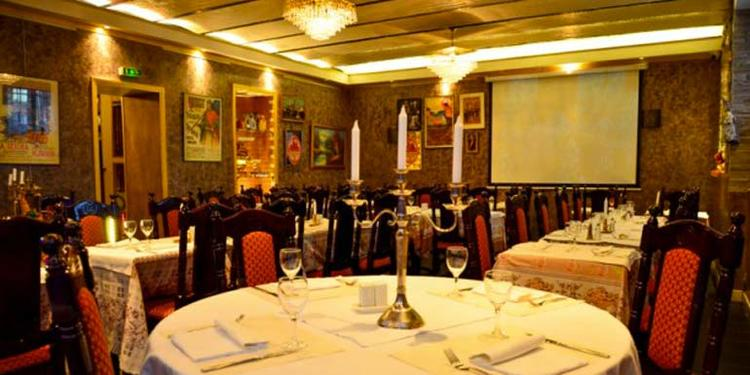 La Cantine Russe, Restaurant Paris Iéna #0