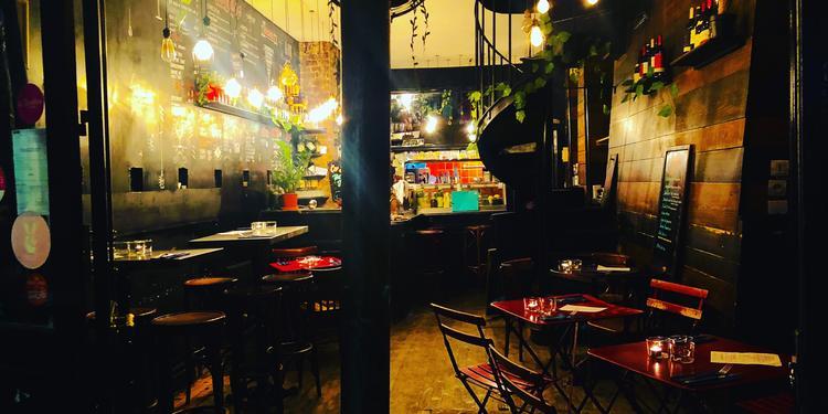 Le Mil'a, Restaurant Paris Les Halles #0