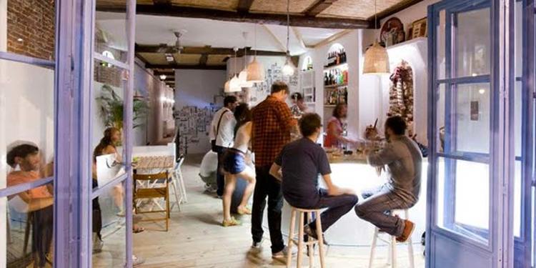 Circo de las tapas, Bar Madrid Malasaña #0