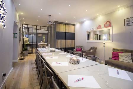 Le Bar Mode, Salle de location Paris Sentier #0