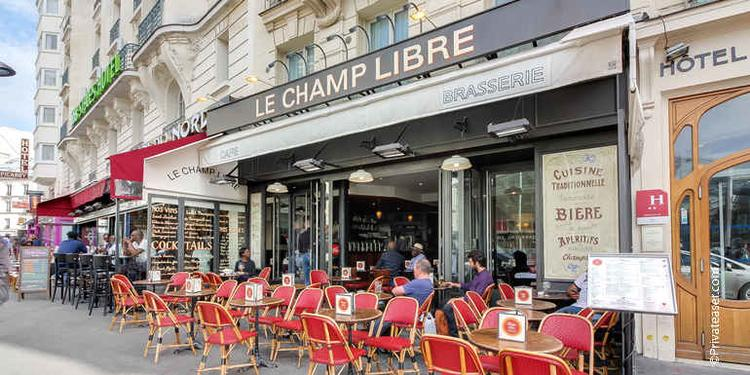 Le Champs Libre, Bar Paris  #0