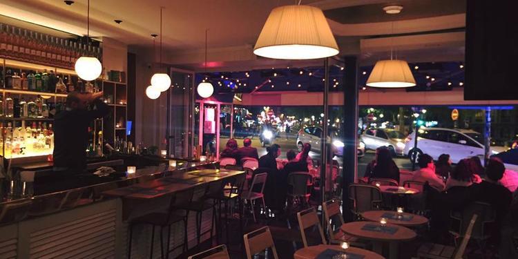 Le Bel Ami, Bar Paris  #1