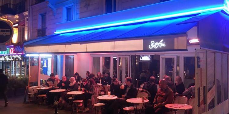 Le Bel Ami, Bar Paris  #0