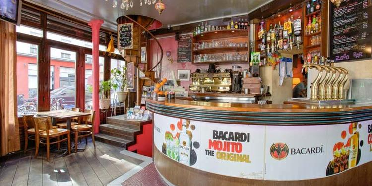 Le Zoco Bar, Bar Paris Hôpital Saint-Louis #0