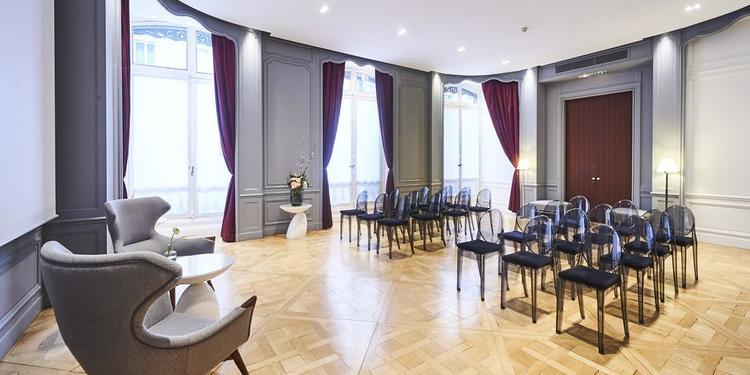 Hôtel de Sers : Salon le Marquis et appartement 77, Salle de location Paris Champs-Elysées #0