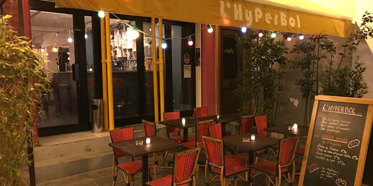 L'HyperBol, Bar Paris Les Halles #0