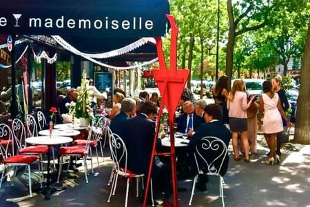 Le Mademoiselle, Bar Paris Nation #0