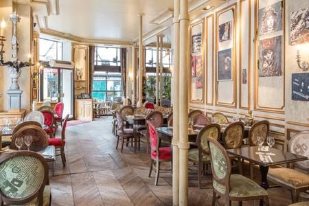 Le Second Empire, Bar Paris Hôtel de Ville #0