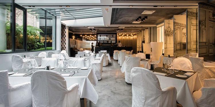 La Table du Huit, Restaurant Paris Champs-Elysées #0