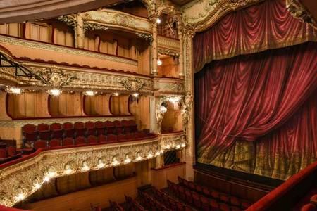 Théâtre de l'Athénée-Louis-Jouvet, Salle de location Paris Opéra #0