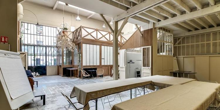 L'Atelier Eiffel, Salle de location Paris Tour Effeil #0