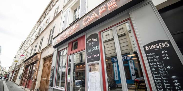 Le Scoop Café, Bar Paris Villiers #1