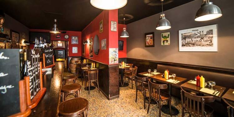Le Scoop Café, Bar Paris Villiers #2
