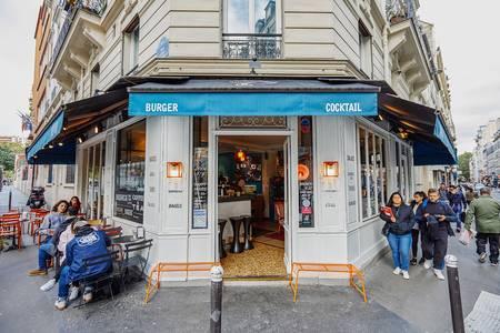 Le Diner Bedford Canal Saint Martin, Bar Paris République #0