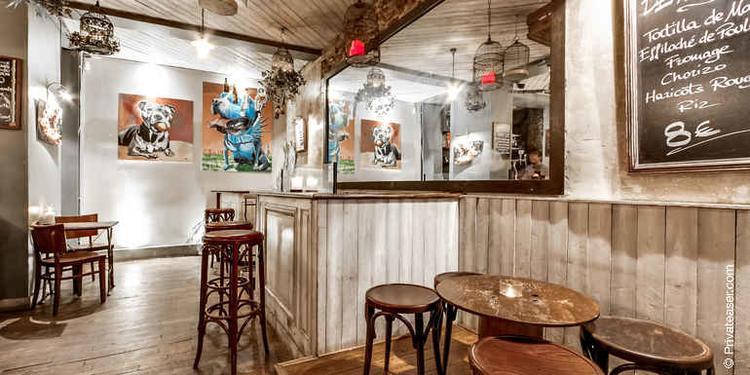 Le Maria Loca, Bar Paris Bastille #0