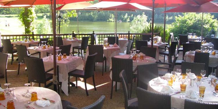 La Terrasse de l'étang, Restaurant Meudon  #0