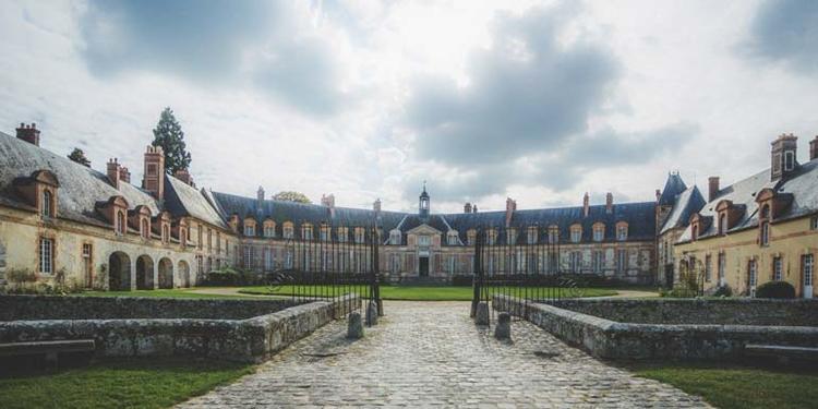 Le Château de Neuville, Salle de location Gambais Yvelines #0
