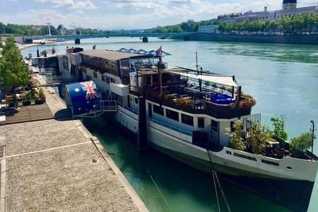 Ayers Rock Boat, Bar Lyon Lyon #0