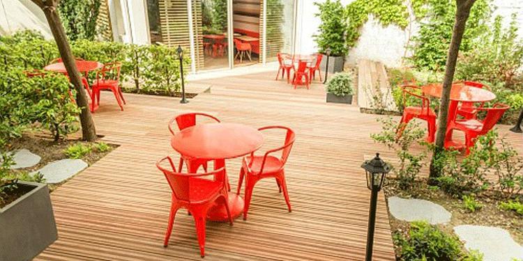 Le Petit Jardin, Bar Paris Gare du Nord #0