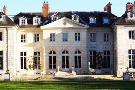 Le Château de la Chesnaie, Salle de location Eaubonne  #0