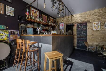 Le Tiny Café, Bar Paris Bastille #0