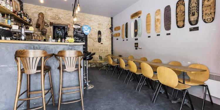 Le Tiny Café, Bar Paris Bastille #0