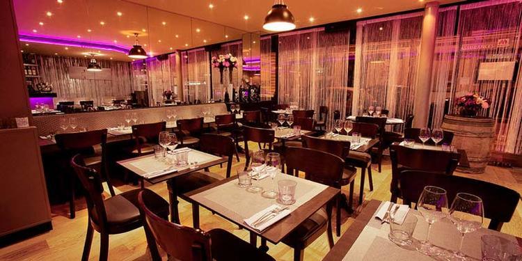 Le Brunel, Restaurant Paris Etoile #0