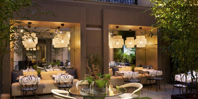 La Verrière-Restaurant de Sers, Restaurant Paris Champs-Elysées #0