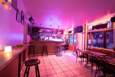 Le Zak Bar, Bar Paris Ménilmontant #0