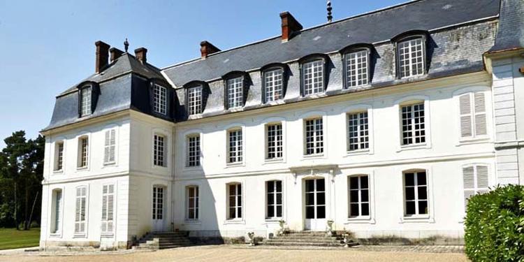 Le Château de Mauvières, Salle de location Saint-Forget  #0