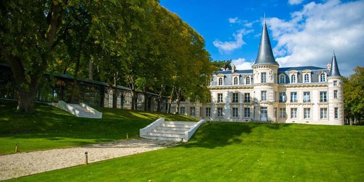 Le Château d'Hardricourt, Salle de location Hardricourt  #0