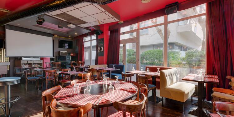 Le Fleurus, Bar Paris Montsouris #0