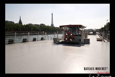 Bateaux Mouches - Le Zouave, Salle de location Paris Champs-Elysées #0