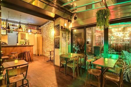 Canailles Belleville, Bar Paris Couronnes #0