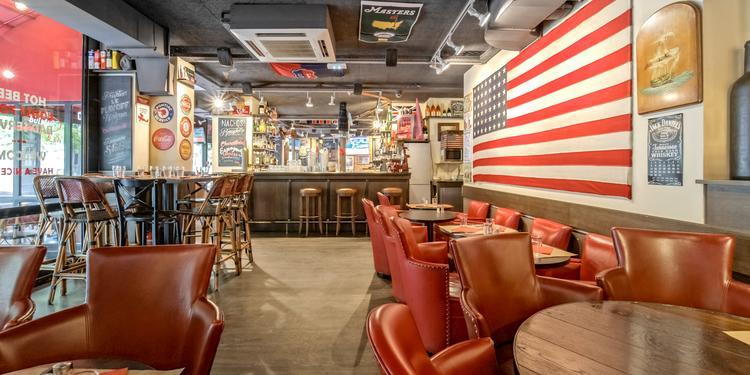 Le Playoff Wagram, Bar Paris Ternes / Wagram #0