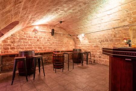 La cave du Mammouth, Salle de location Paris République #0