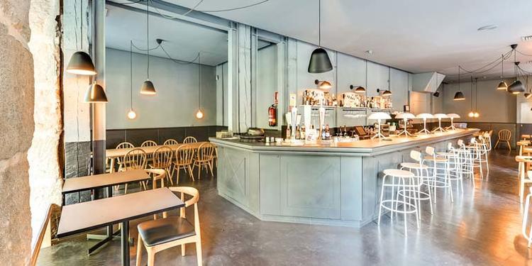 Gaia, Bar Madrid Chamberí #1