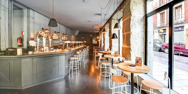 Gaia, Bar Madrid Chamberí #0