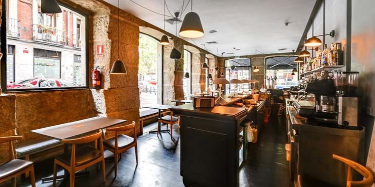 Gaia, Bar Madrid Chamberí #4