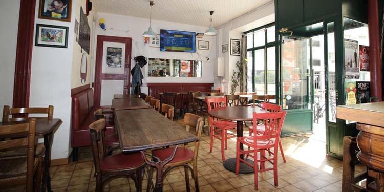 Le Dallery, Bar Paris Sainte - Marguerite #0