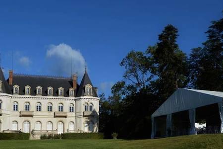 Le Chateau de Néty, Salle de location Saint-Étienne-des-Oullières  #0