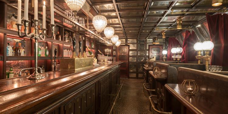 Le Sir Winston (Bar), Bar Paris Champs Elysées - Etoile #0