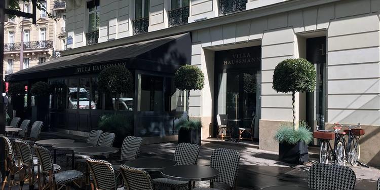 La Villa Haussmann Bar, Bar Paris Monceau #0