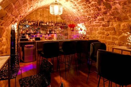 Perdition, Bar Paris Les Halles #0
