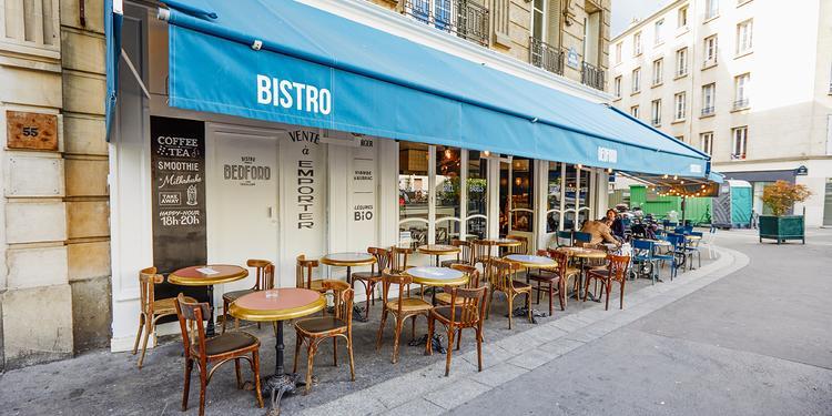 Le Diner Bedford Epinettes, Bar Paris Epinettes #0